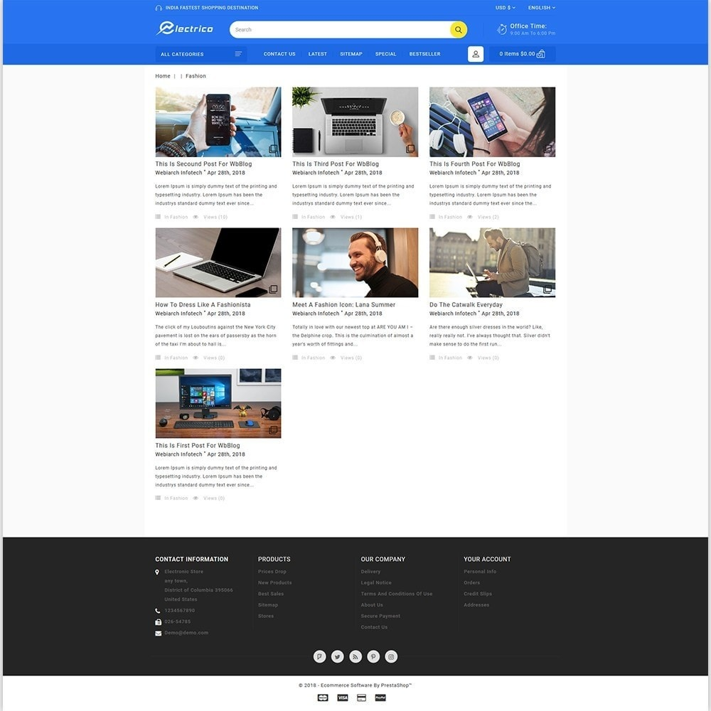 theme - Eletrônicos & High Tech - Electro - The Large Ecommerce Store - 6