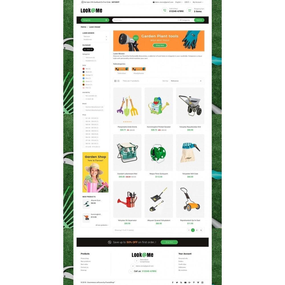 theme - Hogar y Jardín - Look me Garden Tools - 4
