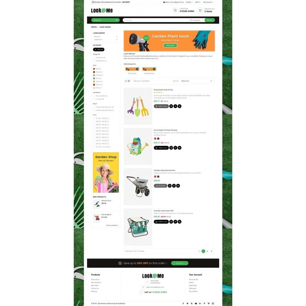 theme - Hogar y Jardín - Look me Garden Tools - 5