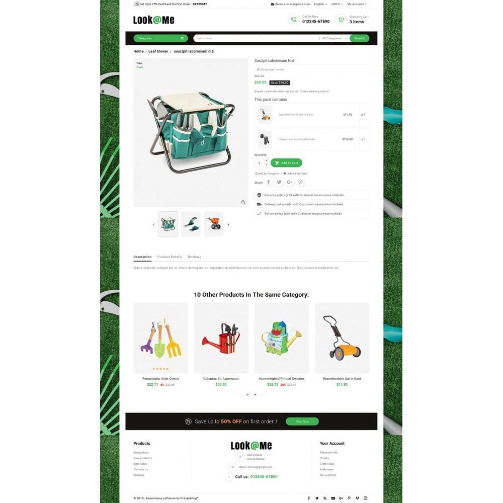 theme - Hogar y Jardín - Look me Garden Tools - 6