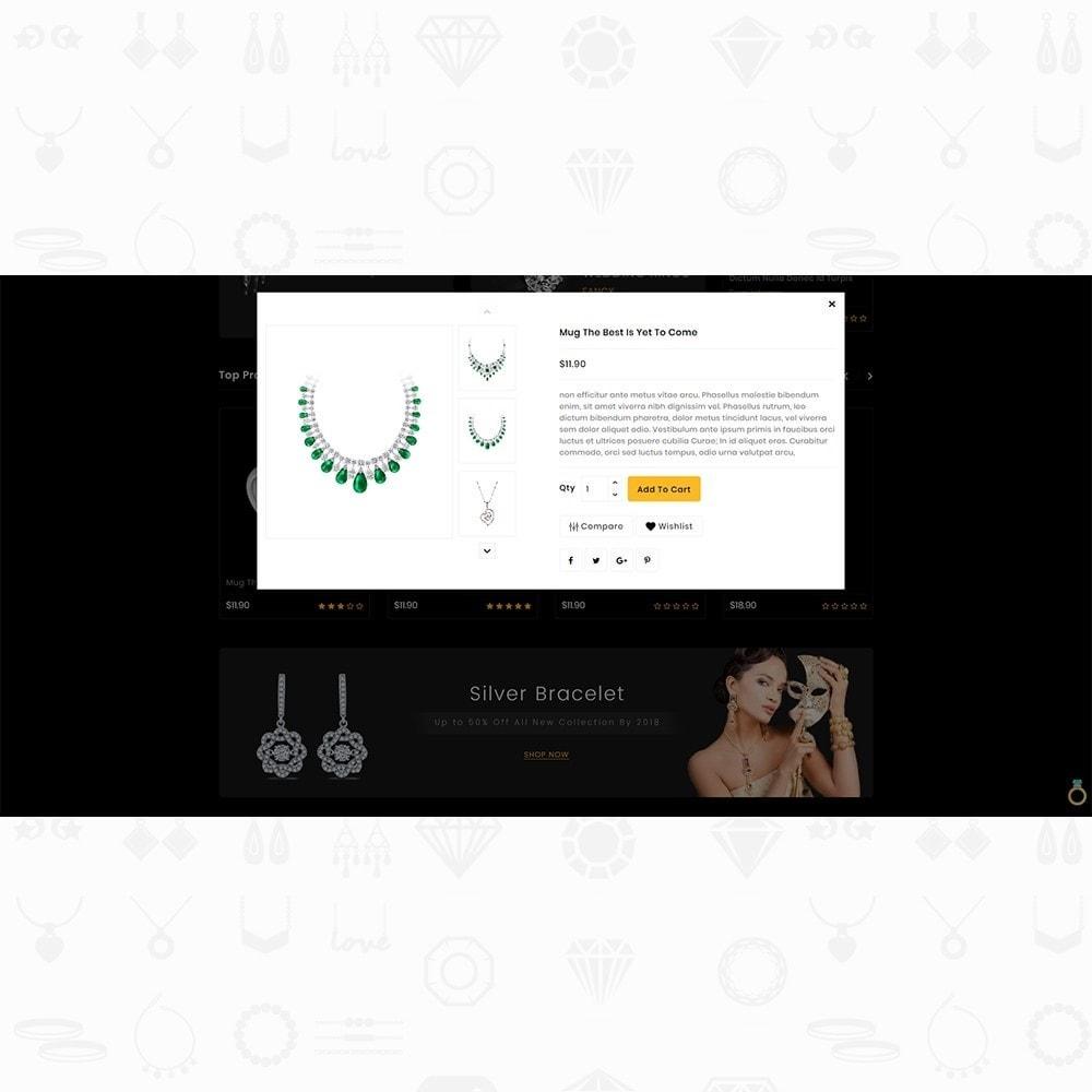 theme - Ювелирные изделия и Аксессуары - Royal Jewellery Shop - 6