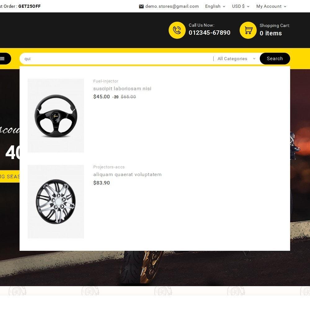 theme - Coches y Motos - Look me Auto Parts - 11