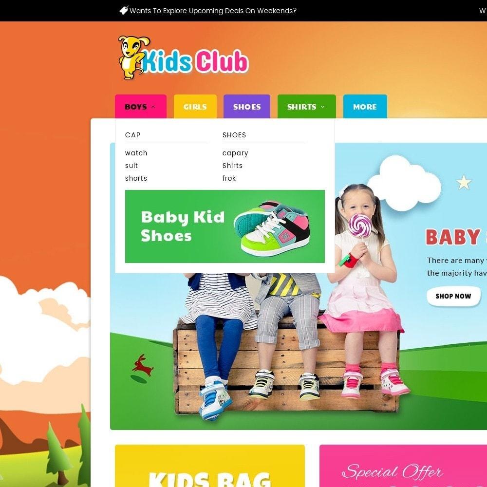 theme - Niños y Juguetes - Kids Fashion Club - 10
