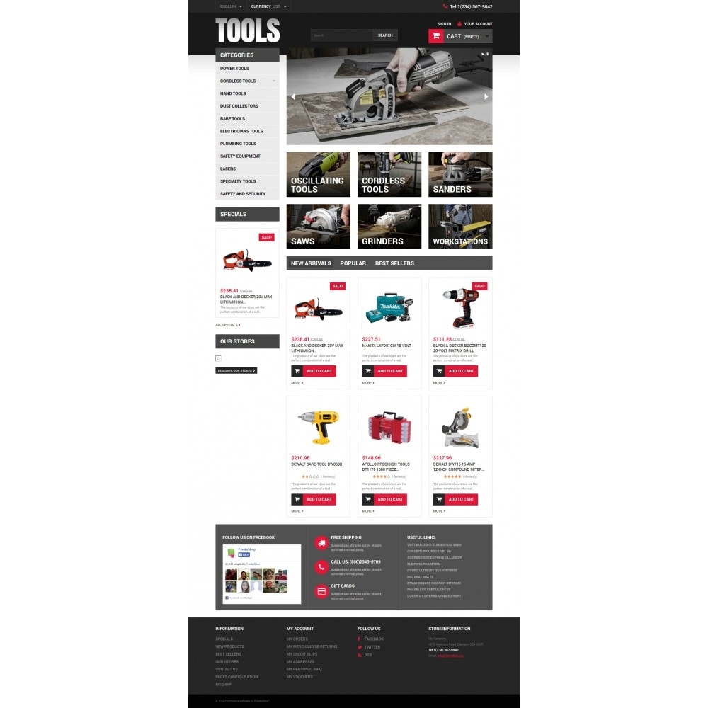 theme - Heim & Garten - Online Tools - 4