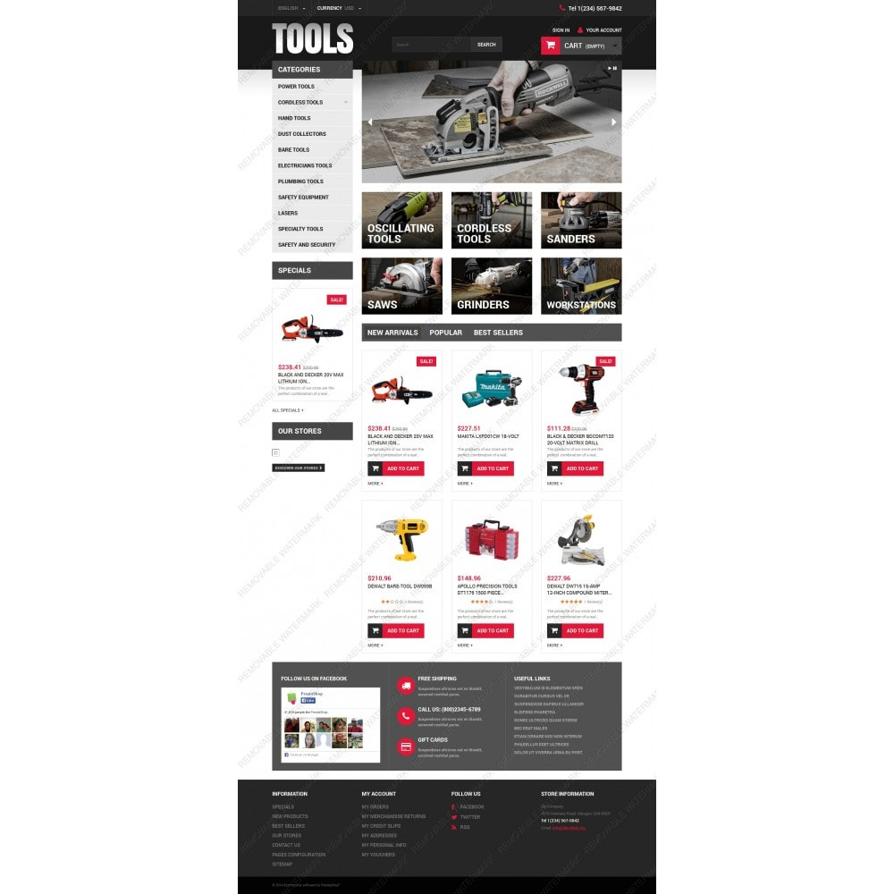 theme - Heim & Garten - Online Tools - 5