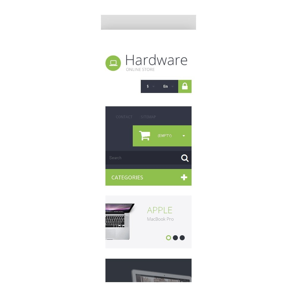 theme - Electronics & Computers - Hardware Provider Company - 9