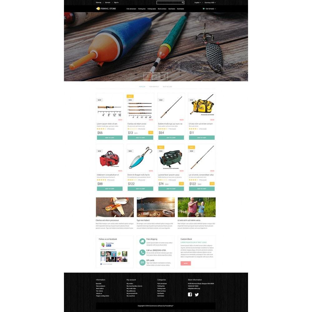 theme - Спорт и Путешествия - Fishing Accessories - 2