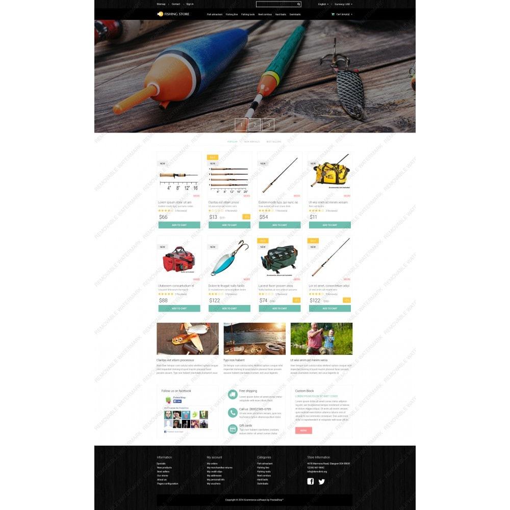 theme - Спорт и Путешествия - Fishing Accessories - 5