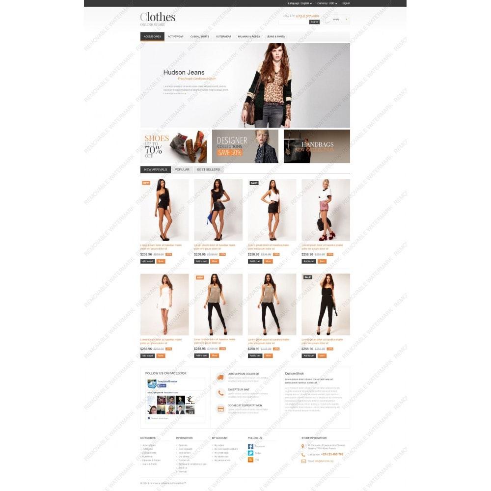 theme - Fashion & Shoes - Apparel Store - 3