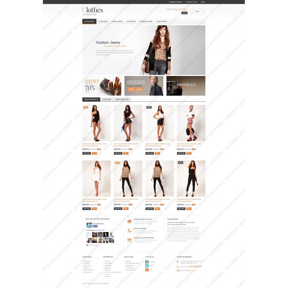 theme - Fashion & Shoes - Apparel Store - 5