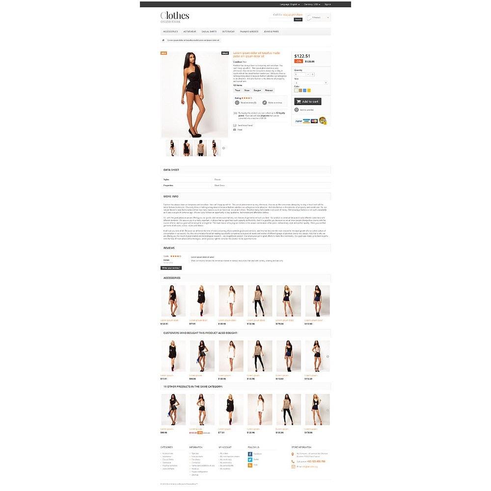 theme - Fashion & Shoes - Apparel Store - 6