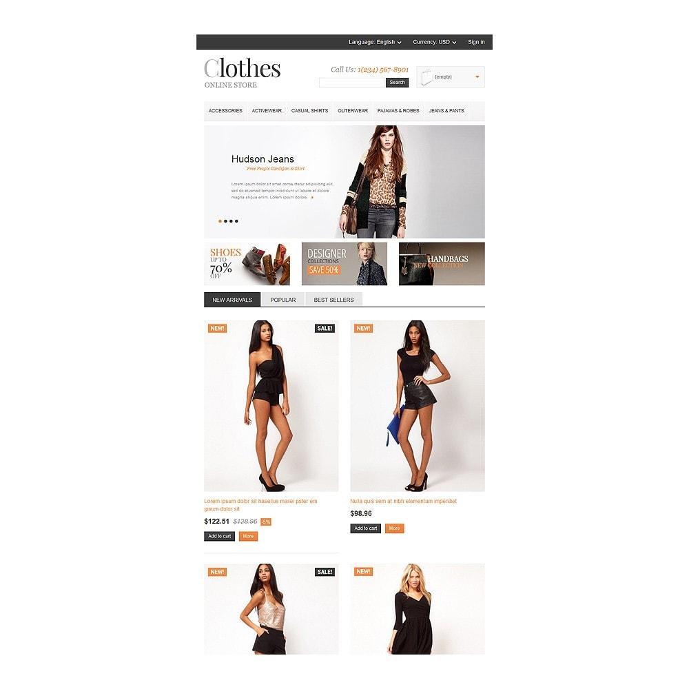theme - Fashion & Shoes - Apparel Store - 7