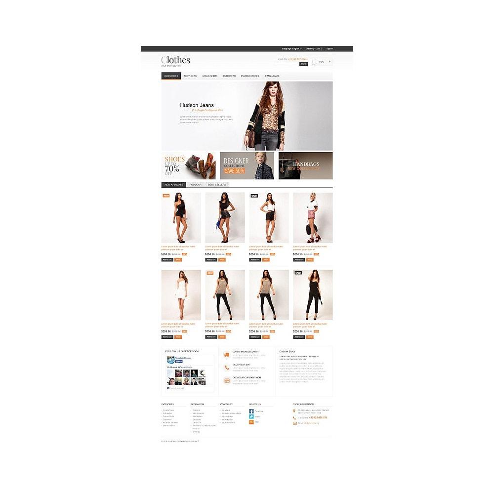 theme - Fashion & Shoes - Apparel Store - 10