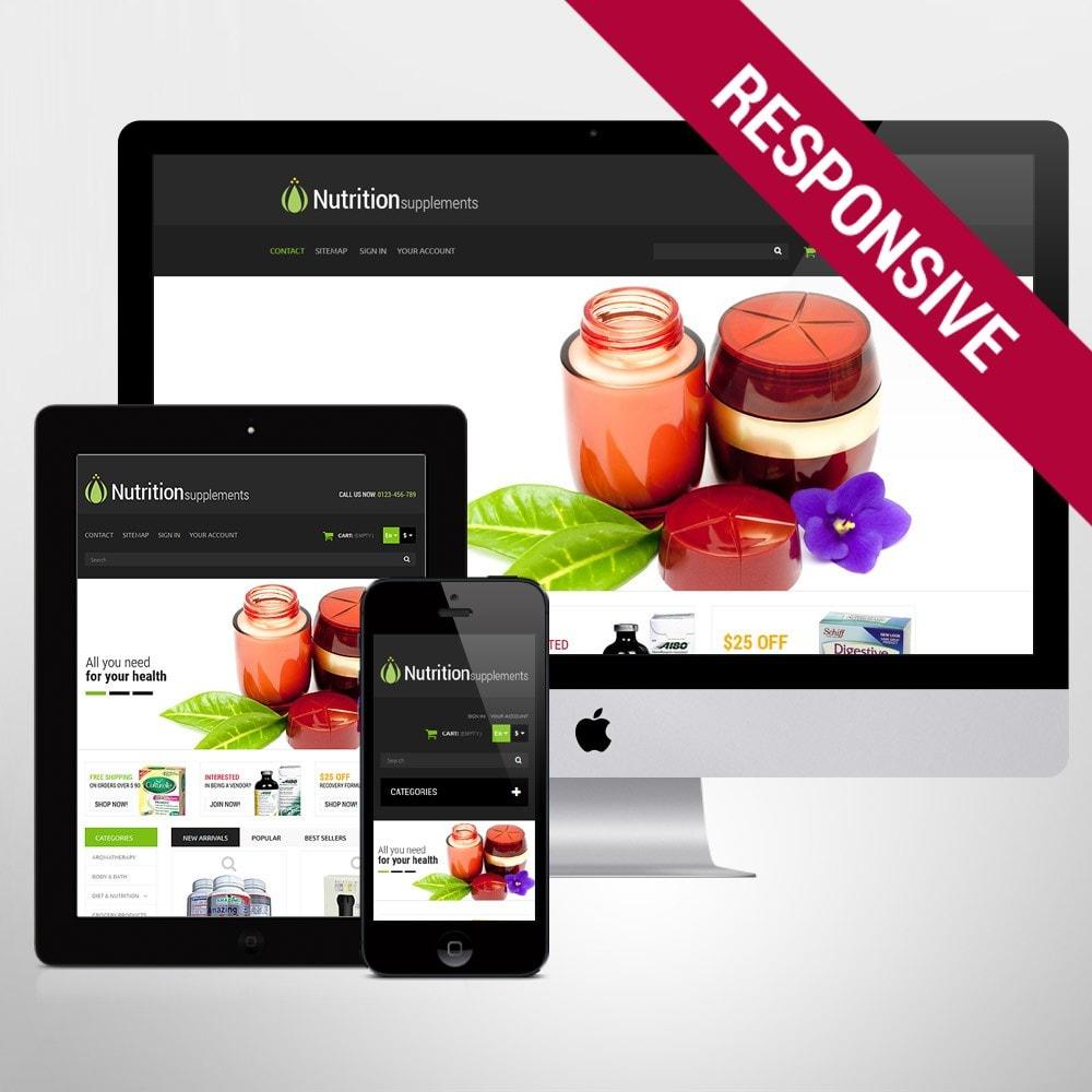 theme - Здоровье и красота - Nutrition Products - 1