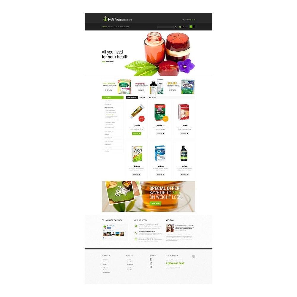 theme - Здоровье и красота - Nutrition Products - 10