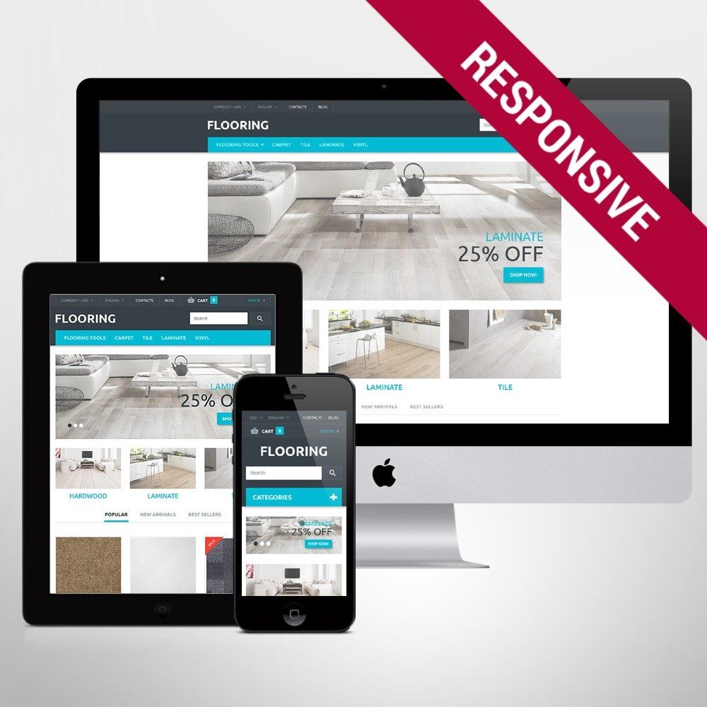 theme - Arte y Cultura - Flooring Store - 1