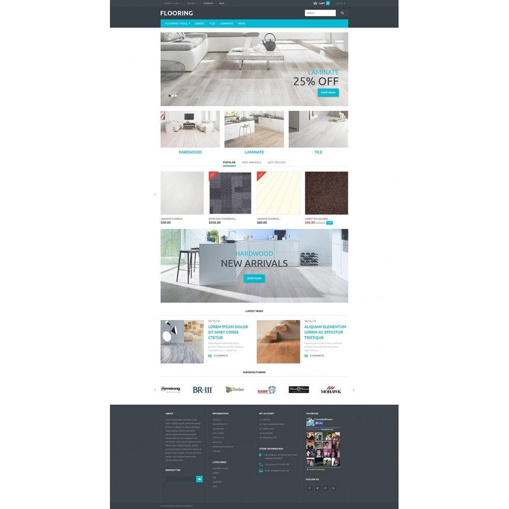 theme - Arte y Cultura - Flooring Store - 2