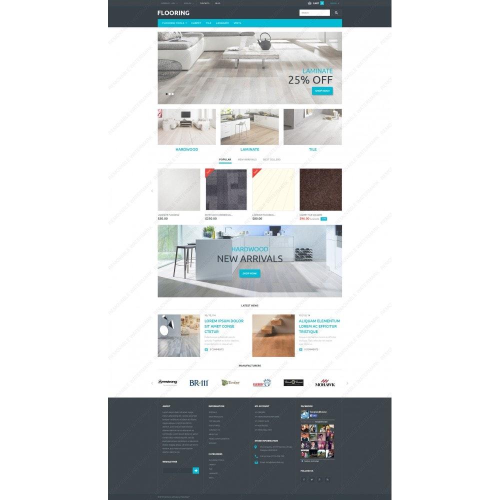 theme - Arte y Cultura - Flooring Store - 3