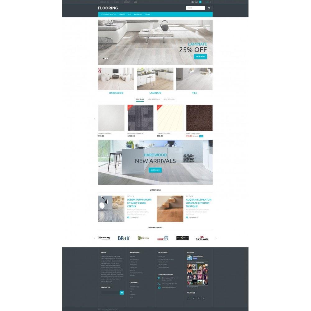 theme - Arte y Cultura - Flooring Store - 4