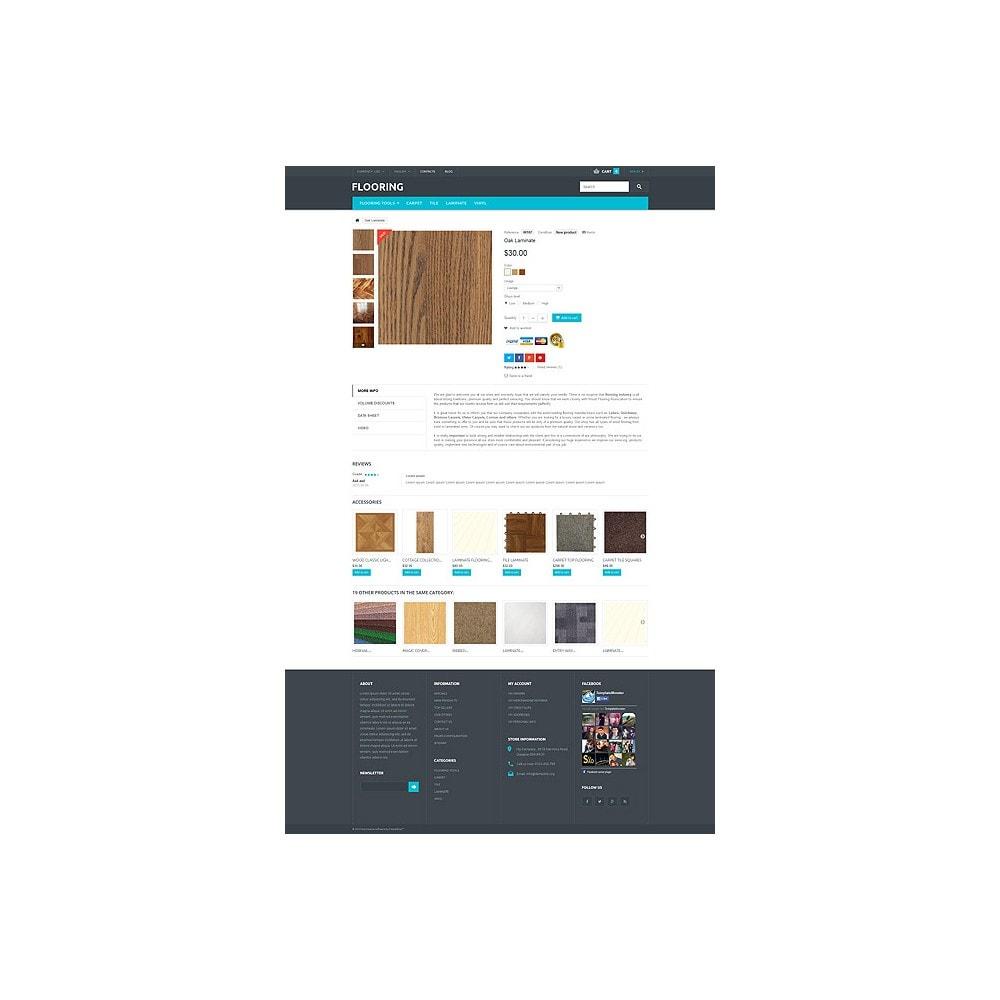 theme - Arte y Cultura - Flooring Store - 6