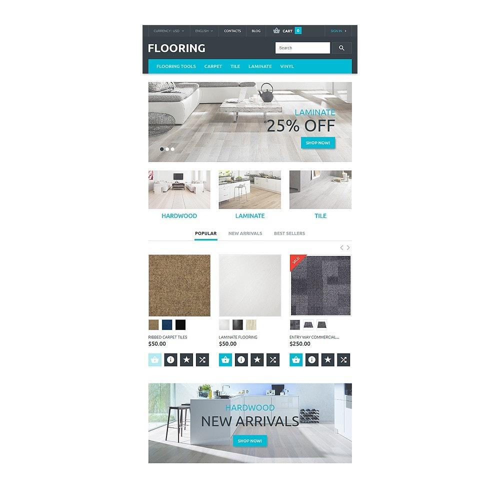 theme - Arte y Cultura - Flooring Store - 7