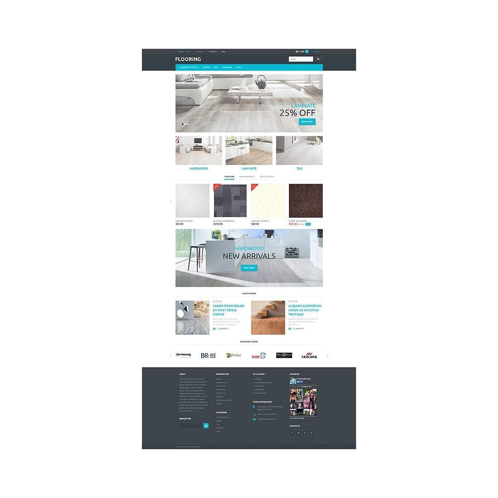 theme - Arte y Cultura - Flooring Store - 10
