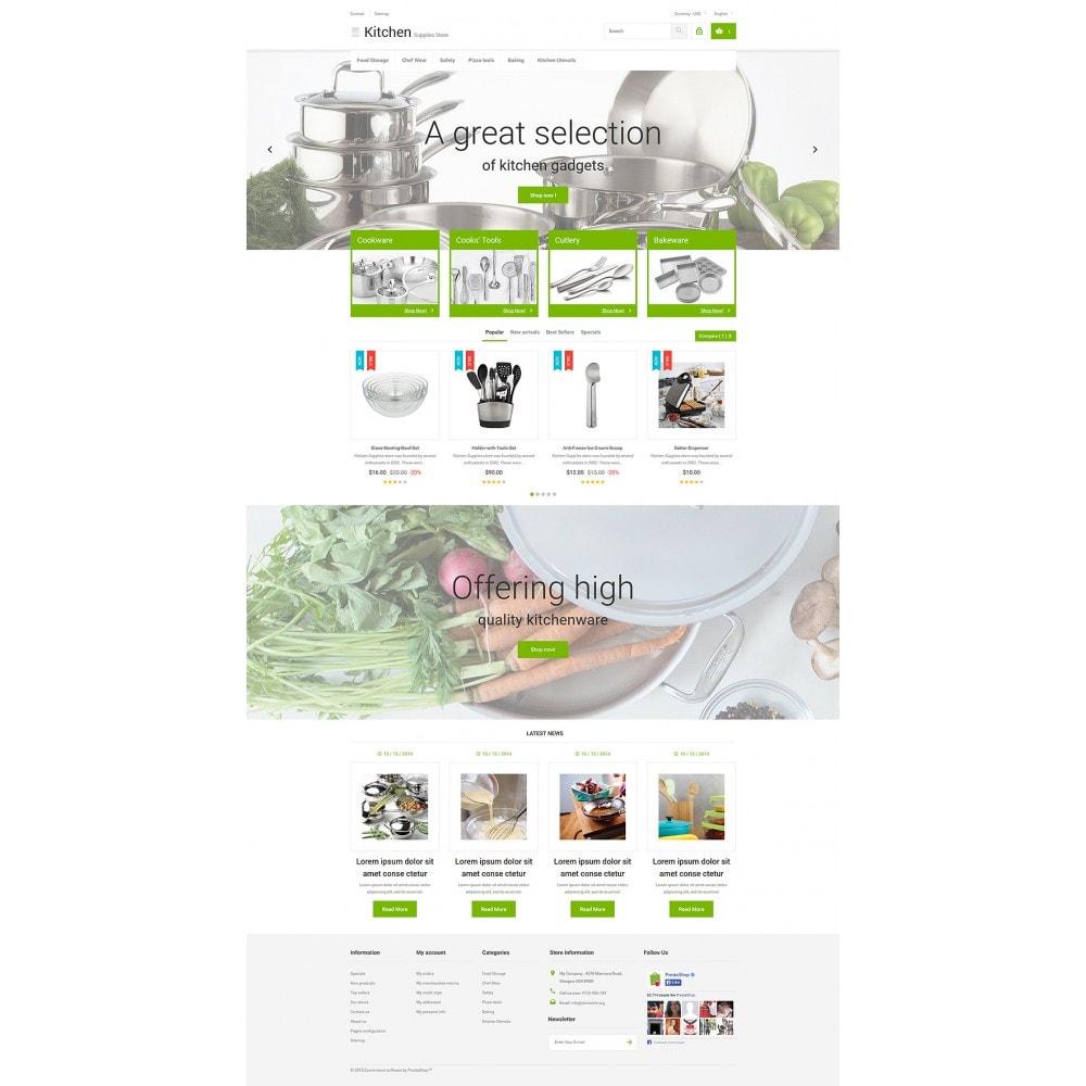 theme - Kunst & Cultuur - Kitchen Supplies Store - 2