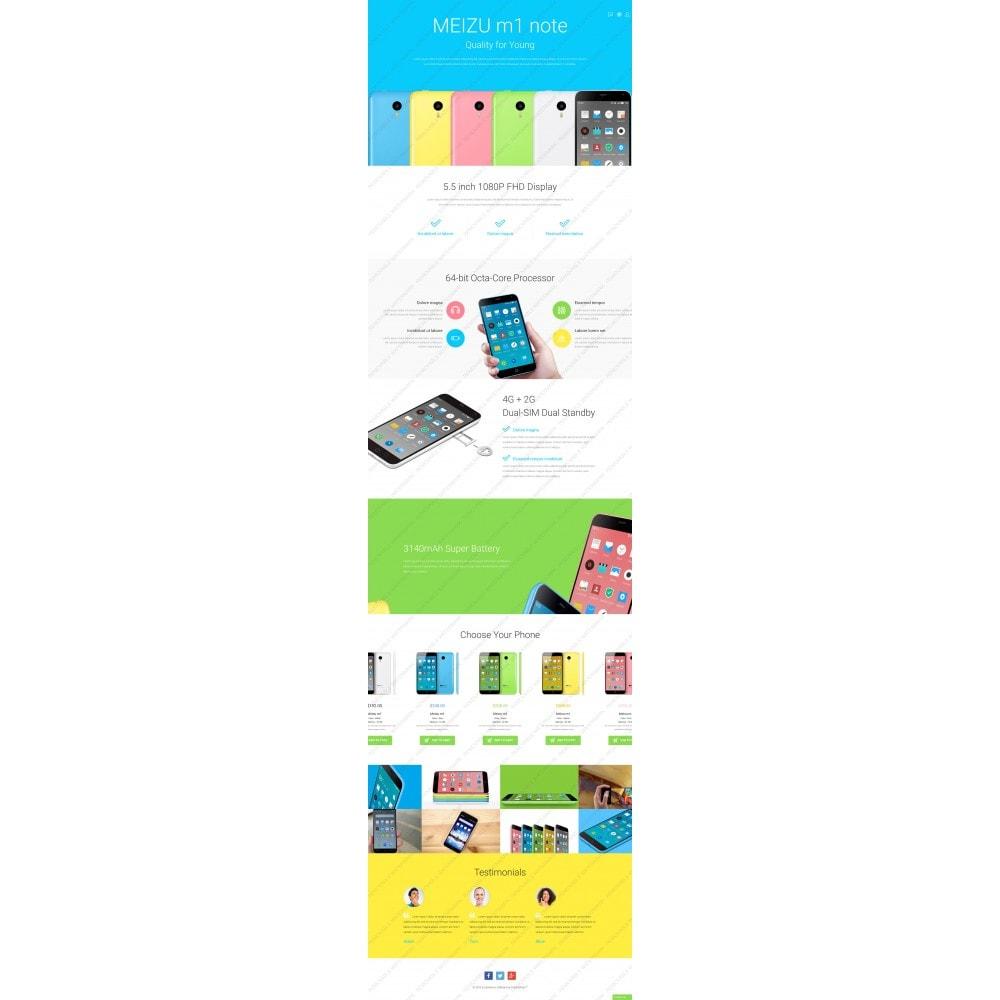 theme - Электроника и компьютеры - Mobile Store - 3
