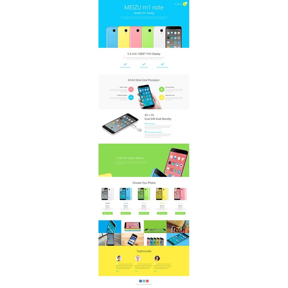 theme - Электроника и компьютеры - Mobile Store - 10