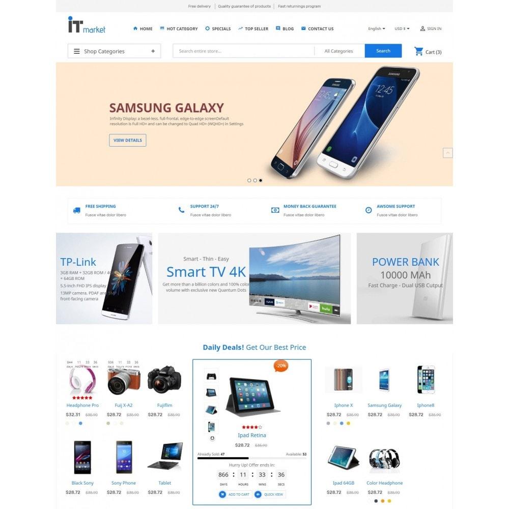 theme - Elektronika & High Tech - IT Market - 2