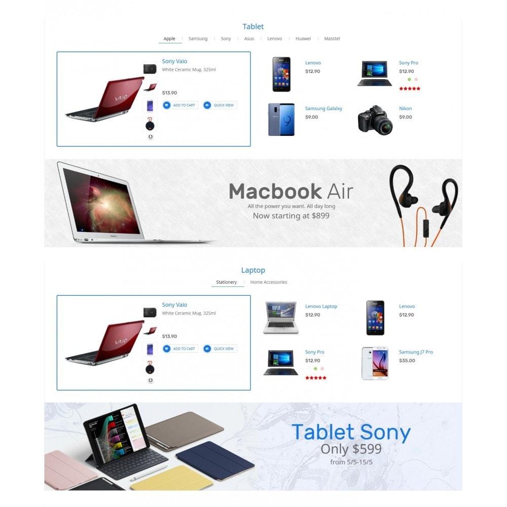 theme - Electronics & Computers - IT Market - 3