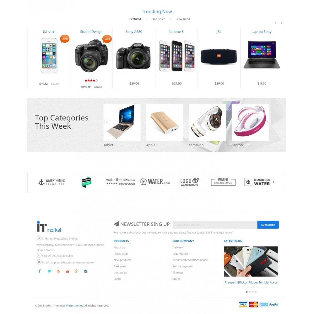 theme - Electronics & Computers - IT Market - 4