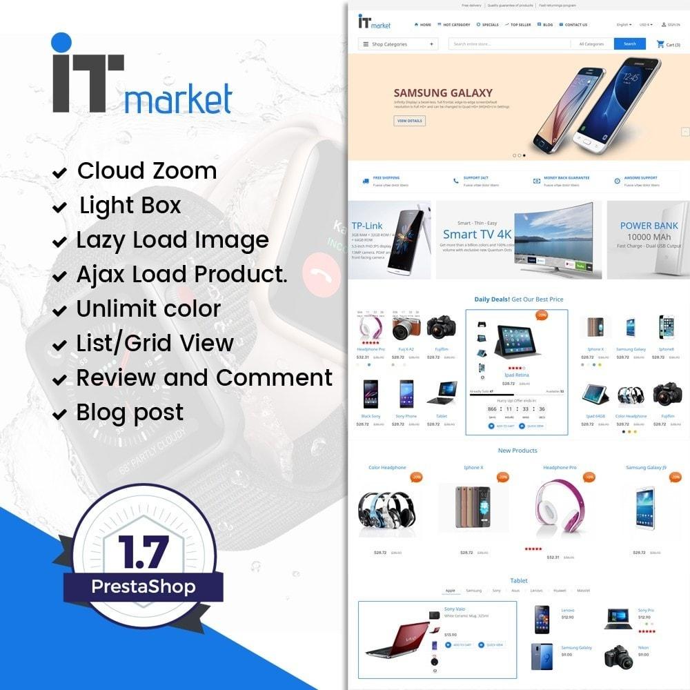 theme - Elektronika & High Tech - IT Market - 1