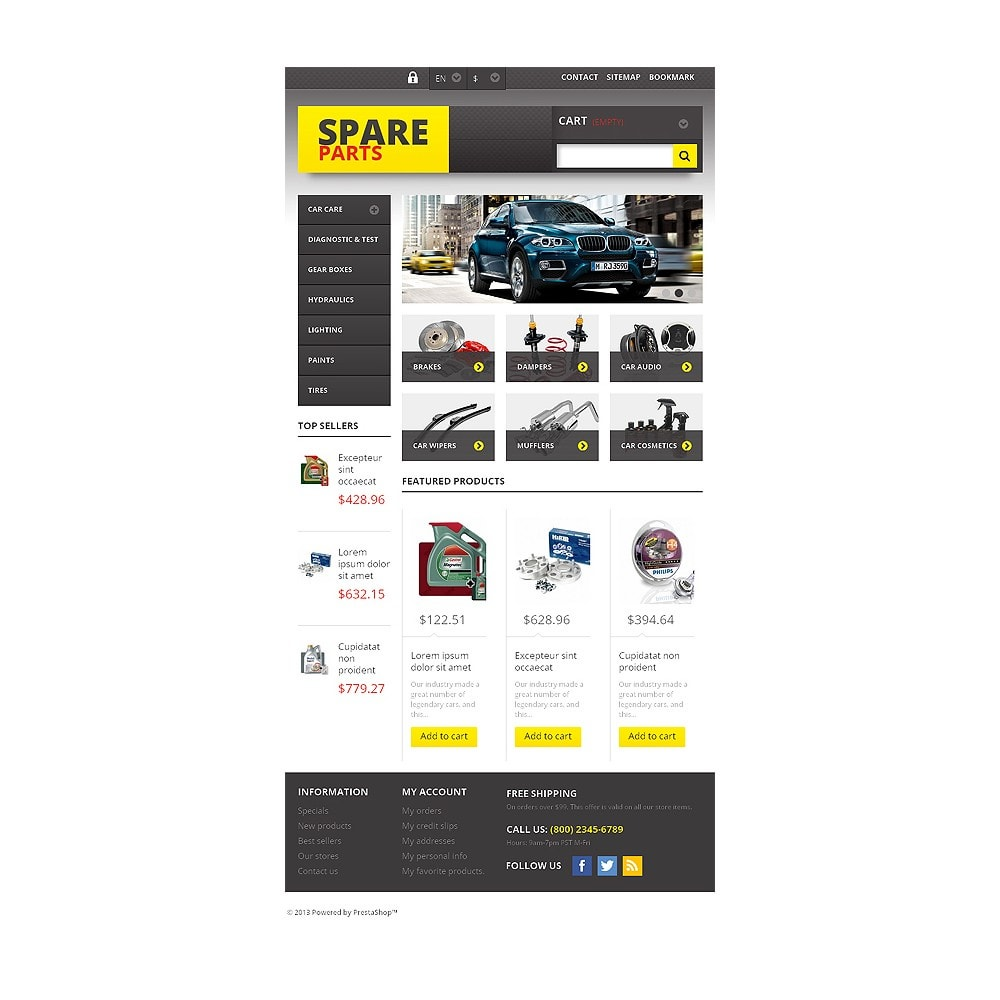 theme - Auto's & Motoren - Spares for Any Car - 7