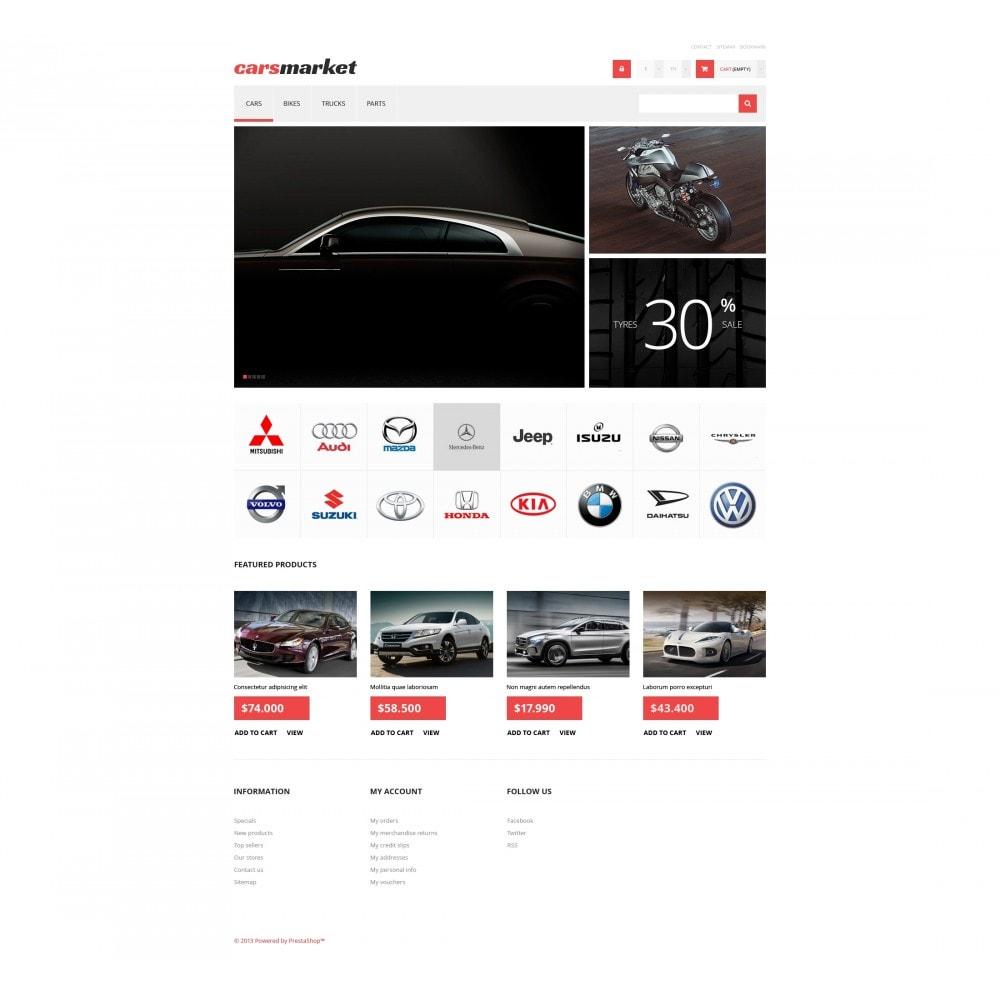theme - Automotive & Cars - Cars Market - 4