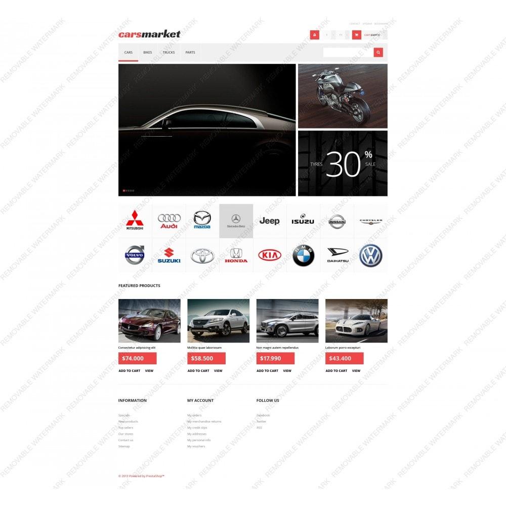 theme - Automotive & Cars - Cars Market - 5