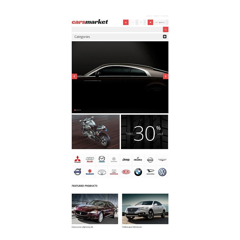 theme - Automotive & Cars - Cars Market - 7