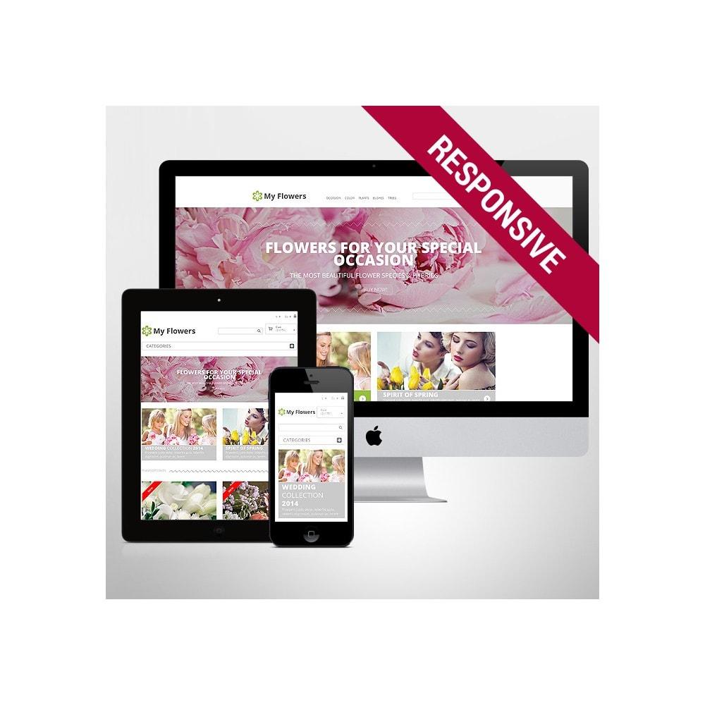 theme - Подарки, Цветы и праздничные товары - Bouquet Design Studio - 1