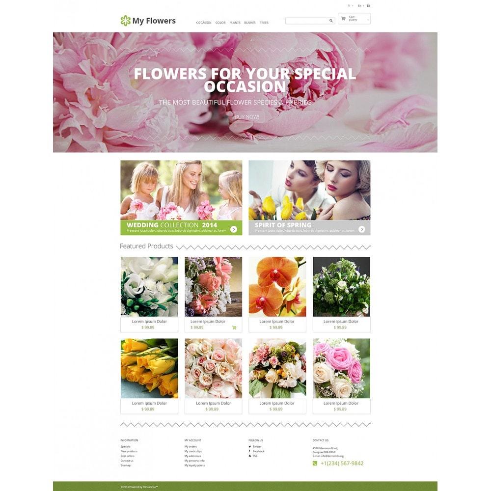 theme - Подарки, Цветы и праздничные товары - Bouquet Design Studio - 2