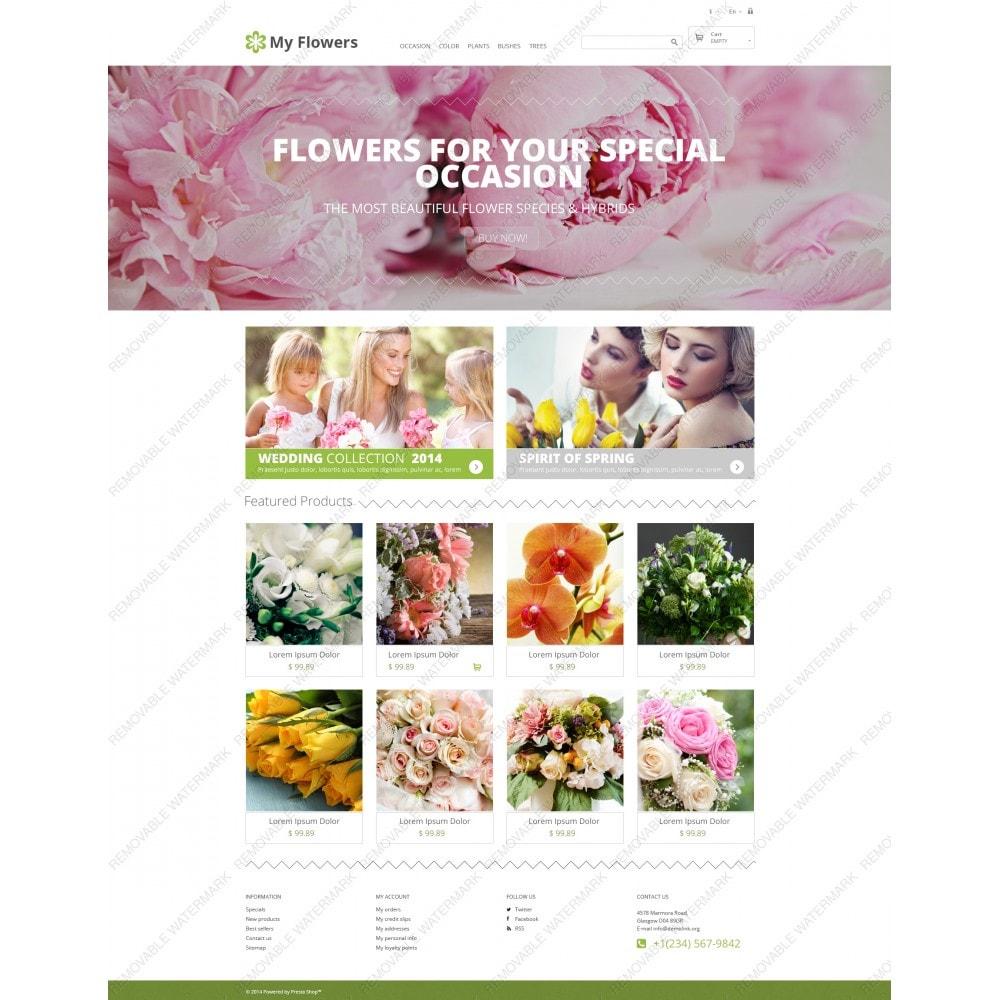 theme - Подарки, Цветы и праздничные товары - Bouquet Design Studio - 3