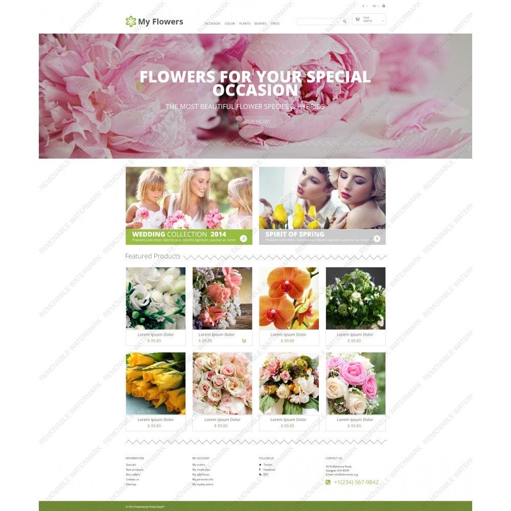 theme - Подарки, Цветы и праздничные товары - Bouquet Design Studio - 5