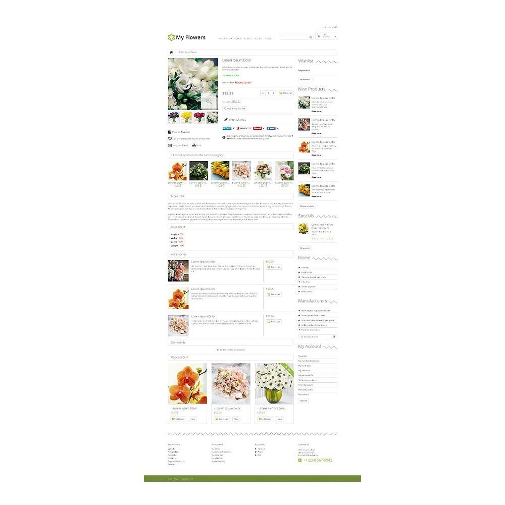 theme - Подарки, Цветы и праздничные товары - Bouquet Design Studio - 6