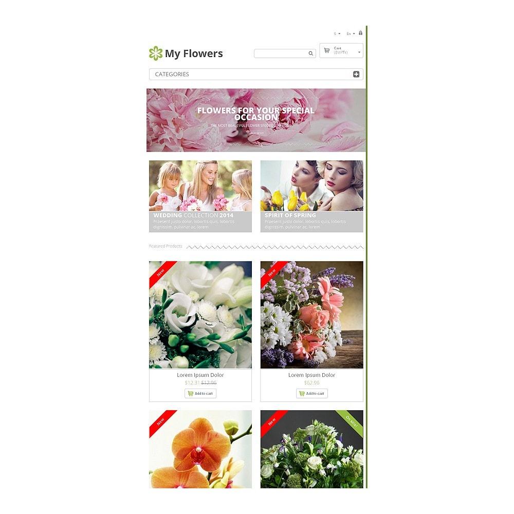 theme - Подарки, Цветы и праздничные товары - Bouquet Design Studio - 7