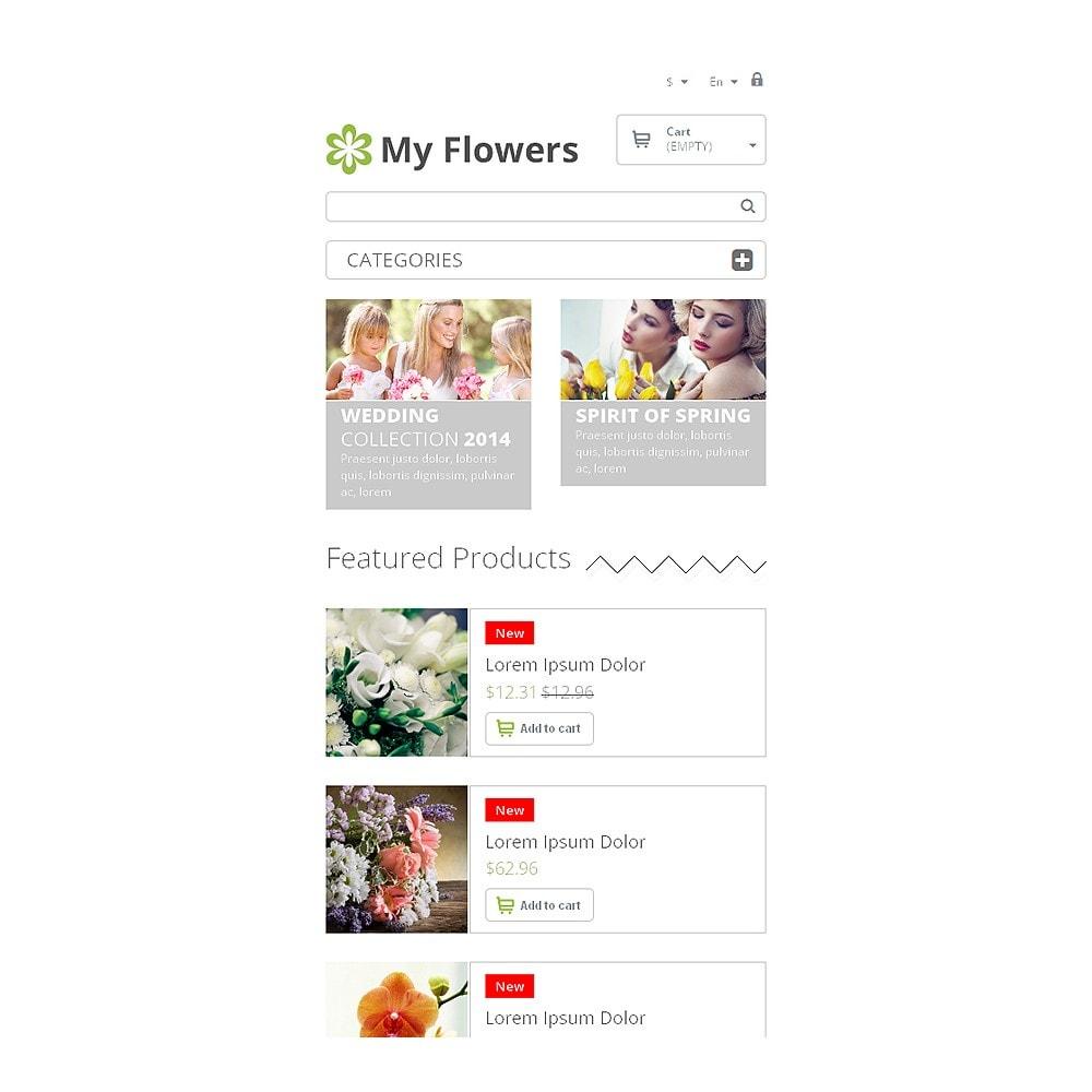 theme - Подарки, Цветы и праздничные товары - Bouquet Design Studio - 8