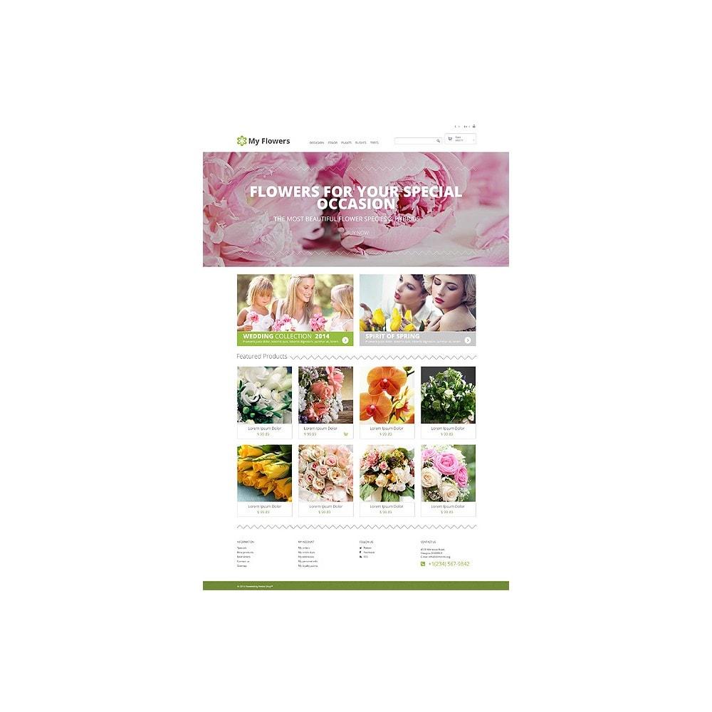 theme - Подарки, Цветы и праздничные товары - Bouquet Design Studio - 10