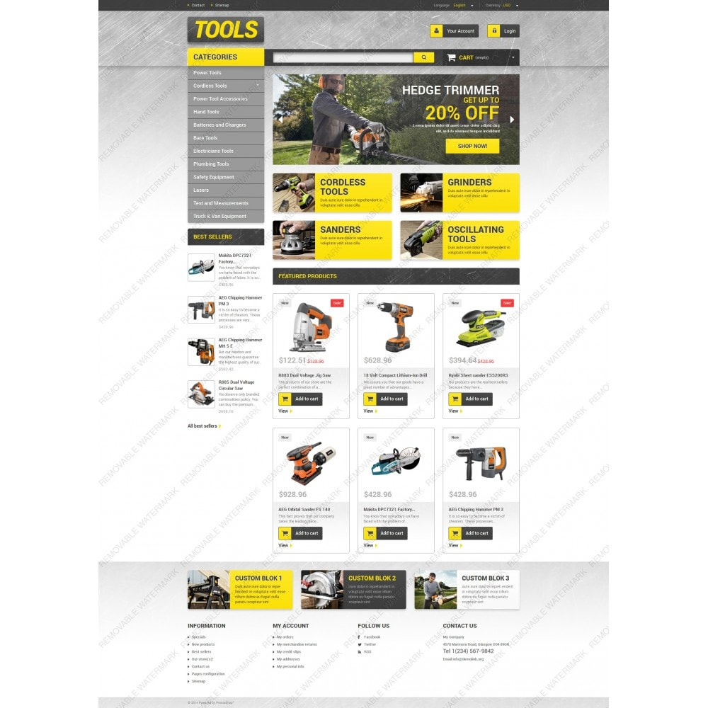 theme - Huis & Buitenleven - Get Tools Online - 3