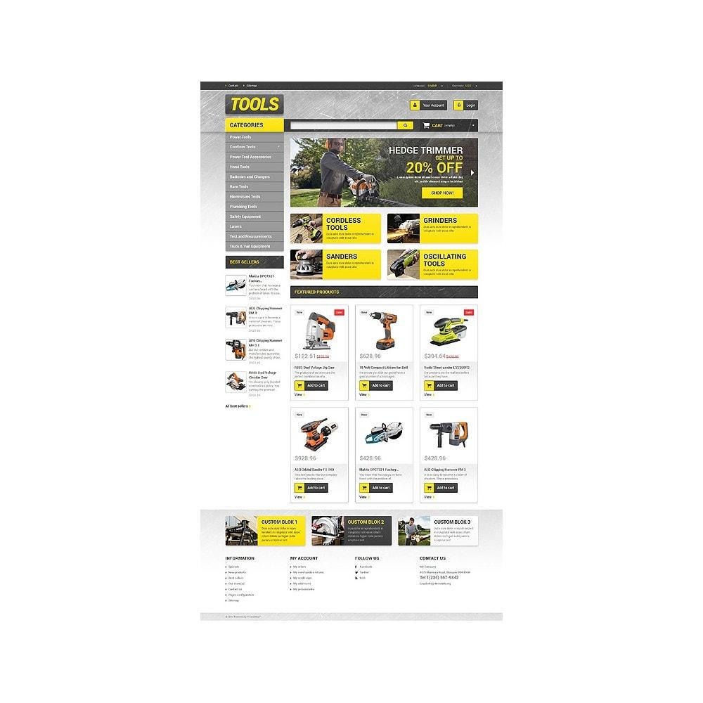 theme - Huis & Buitenleven - Get Tools Online - 10