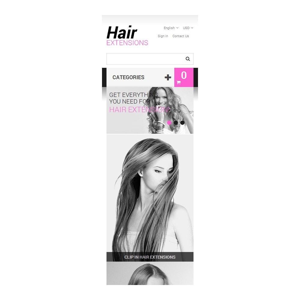 theme - Moda & Calçados - Long Hair - 9