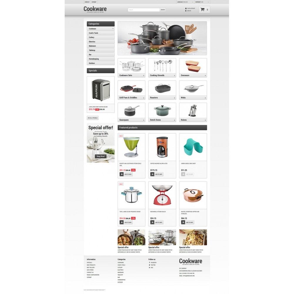 theme - Искусство и Культура - Kitchen Supplies Store - 2