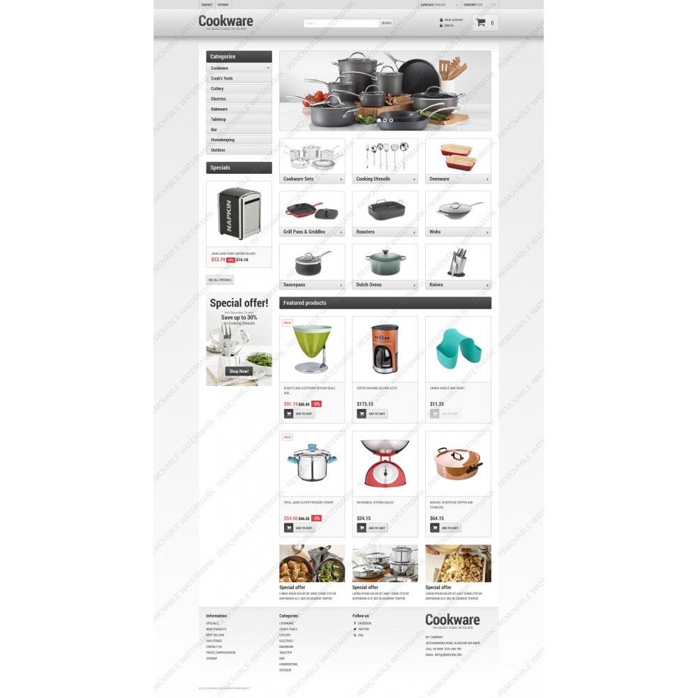 theme - Искусство и Культура - Kitchen Supplies Store - 3